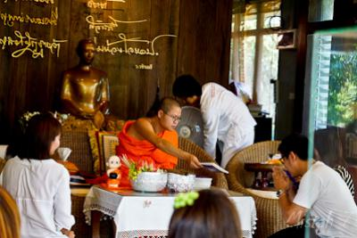Cherntawan International Meditation Center, Chiang Rai