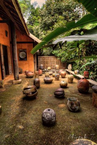 Doy Din Dang Pottery Chiang Rai